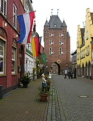 the Klever Gate