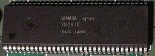 Yamaha YM2610