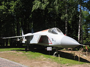 Yakovlev Yak-141 Museum of technique.jpg