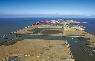 Land reclamation in China