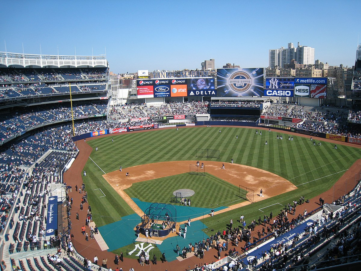 Yankee Stadium - Simple English Wikipedia, the free encyclopedia