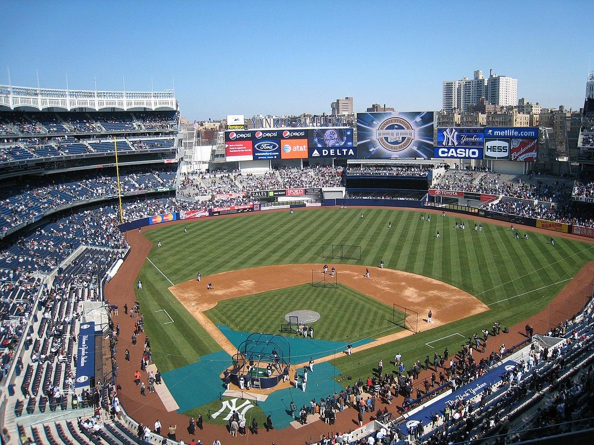 Madison Square Garden: List Of New York Yankees Seasons