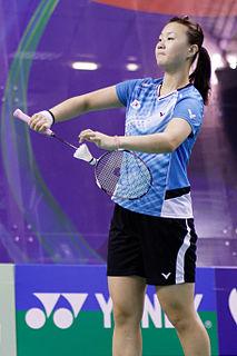 Shin Seung-chan Badminton player