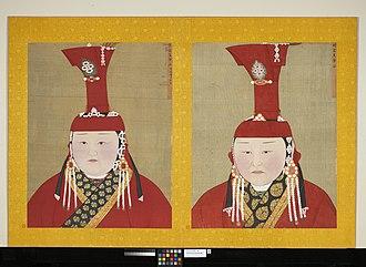 Rinchinbal Khan - Rinchinbal's consort and mother.