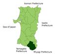 Yuzawa in Akita Prefecture.png