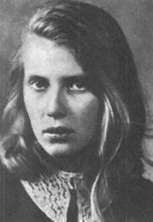 "Anna Zakrzewska - Anna Zakrzewska, known as ""Hanka Biała"" (White Hannah)"