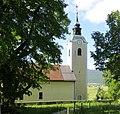 Zdenska Vas Slovenia - church.JPG