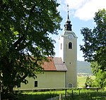 Zdenska Vas Slovenia - church.JPG