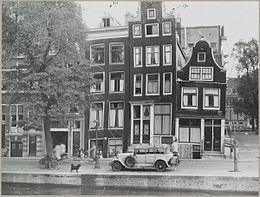Anne frank huis wikipedia - Het huis van de cabriolet ...
