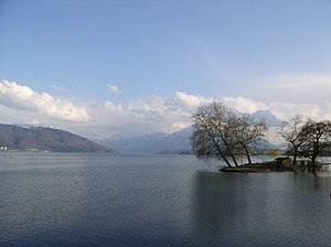 Cham, Switzerland - Lake Zug, near Cham
