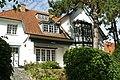 """""""Gadsant"""", villa in cottagestijl, Fochlaan 25, Zoute (Knokke-Heist).JPG"""