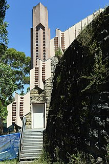 Walter Burley Griffin Incinerator, Willoughby incinerator in Willoughby, Sydney, Australia