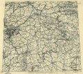 (April 14, 1945), HQ Twelfth Army Group situation map. LOC 2004631935.tif