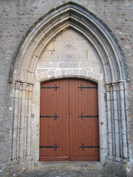 église Saint-Floxel de fr:Saint-Floxel