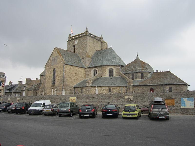 église Saint-Nicolas de Barfleur