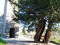 Église Saint-Pierre du Chefresne - If funéraire (2).JPG