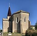 Église St Blaise - Dommartin - Bâgé Dommartin - 2020-08-20 - 4.jpg