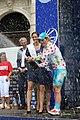 Österreich-Rundfahrt 2013 Wien Siegerehrung Kevin Seeldraeyers 07.jpg