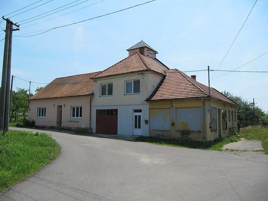 Újezdec (Uherské Hradiště District)
