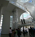 Überorgan (2000) by Tim Hawkinson - 4, Zoopsia, Getty Center in Los Angeles, 2007.jpg