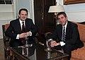 Ο κ. Σταύρος Λαμπρινίδης αναλαμβάνει καθήκοντα Υπουργού Εξωτερικών (5842749778).jpg
