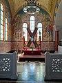 Σταυρός μαρτυρίου Αγίου Ανδρέα, Πάτρα.jpg