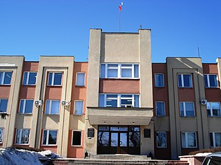 Novousmansky District District in Voronezh Oblast, Russia