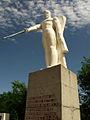 Бар - Братська могила 474 учасників громадянської війни і 453 воїнів Радянської Армії, загиблих при звільненні містаDSCF9920.JPG