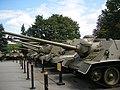 Винищувач танків Су-100, Площадка військової техніки.JPG