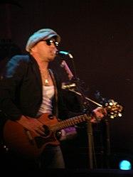 Гарик Сукачёв на концерте в Донецке 6 июня 2010 года 008