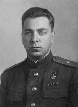 Yevgeny Konstantinovich Fyodorov - Image: Евгений Константинович Фёдоров (портрет)