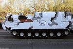 ЗРК Панцирь-СА на базе двухзвенного гусеничного транспортера ДТ-30ПМ - Тренировка к Параде Победы 2017 05.jpg