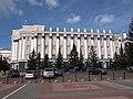 Здание обкома КПСС, улица Ленина, 54 (64), Улан-Удэ, Бурятия.jpg
