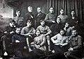 Исполком учащихся-коммунистов города Пензы. 1919г.jpg