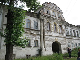Kalyazin - Former Ryzhkov House, a cultural heritage monument
