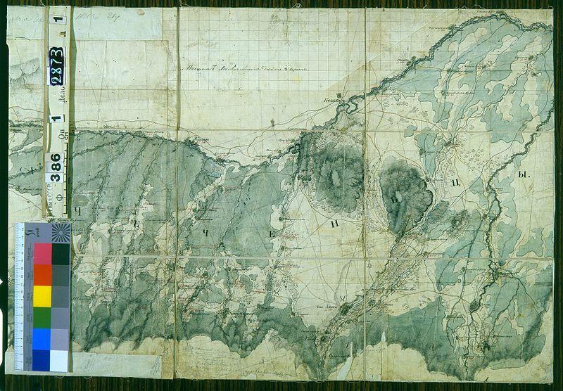 File:Карта Чечни 19 века (2).jpg
