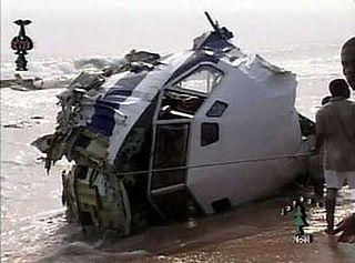UTA Flight 141 2003 aviation accident in Benin