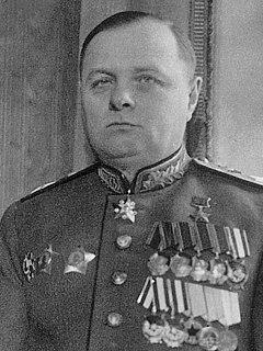 Kirill Meretskov Soviet military commander