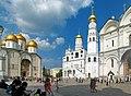 Колокольня Ивана Великого Соборная площадь кремля2.jpg