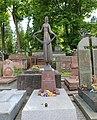 Личаківське, Могила Одрехівського В., укр. скульптора, заслуженого діяча мистецтв України.jpg