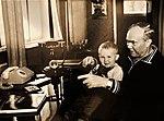 Маршал Советского Союза А.И. Белов с внуком Алексеем.jpg