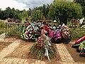 Могила А.Л.Салагаева на Арском кладбище Казани.JPG