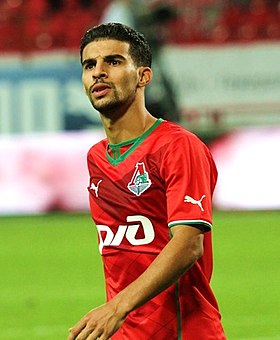 Image illustrative de l'article Mbark Boussoufa