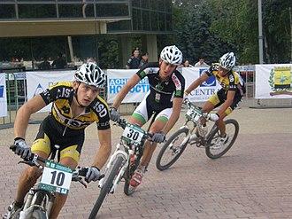 Cycling team - Image: Открытый Кубок Донецкой области по маунтинбайку 063