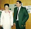 Первый Уполномоченный по правам человека РБ Чингиз Газизов и депутат ГС РБ Гузаль Ситдыкова.jpg