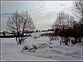 Речка Нахабинка (или Грязева) - panoramio (1).jpg