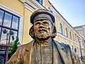 Скульптура отца Фёдора из романа «Двенадцать стульев» Ильфа и Петрова 6.jpg