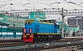 ТЭМ18ДМ-449, Россия, Новосибирская область, станция Новосибирск-Главный (Trainpix 186003).jpg