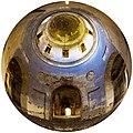 Церковь Михаила Архангела в Порошино. Купол и внутреннее убранство.jpg