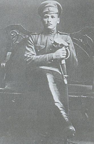 Vasyl Chuchupak - Insurgent otaman Vasyl Chuchupak